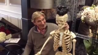 Jo Sloane's Bespoke Furniture gets a visit from Elvis