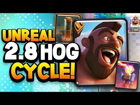 A NEW ERA of HOG CYCLE DECKS! Highest Win Rate of ANY Hog Deck in 2019!