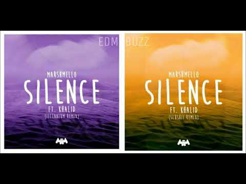 Marshmello ft. Khalid - Silence (Illenium Remix) ringtone