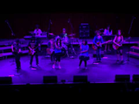 "Clearspring School of Rock - ""Zombie"" - Live at the Fillmore"