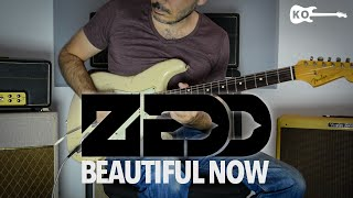 Zedd ft. Jon Bellion - Beautiful Now - Electric Guitar Cover by Kfir Ochaion