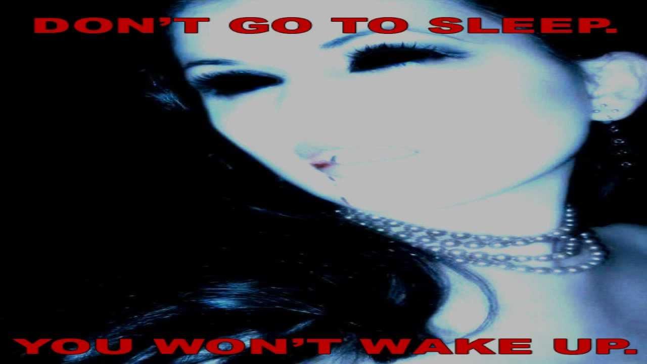 Creepypasta Don´t Go To Sleep - YouTube