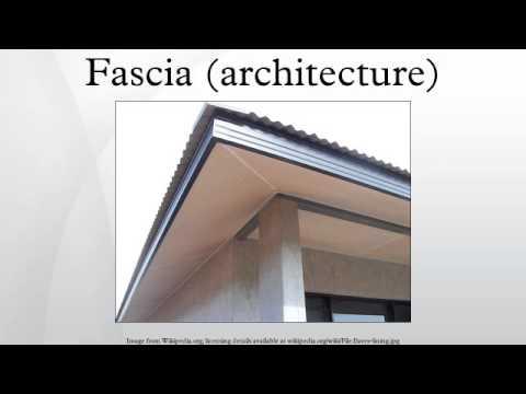 Fascia Architecture Youtube