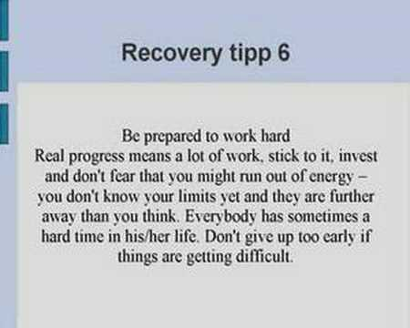 Recovery from Social Phobia