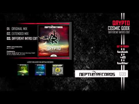 [NR039] - Qrypto - Cosmic Qode [Different Intro Edit]