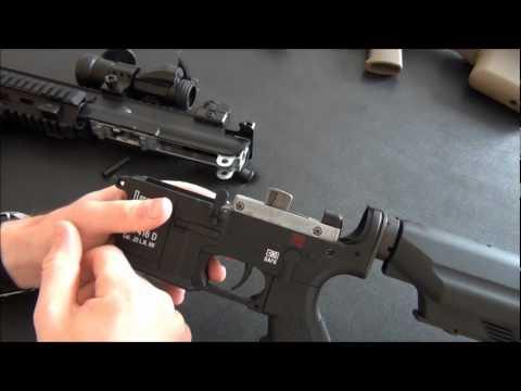 Walther/Umarex HK 416  22LR Review