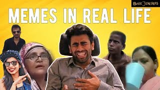Memes in Real Life l Bakkbenchers
