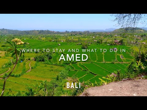 WHERE TO STAY AND WHAT TO DO IN AMED BALI