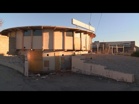 Albuquerque man hopes to save old radio station building