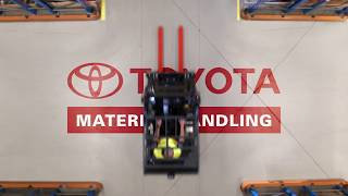 Toyota Forklift Advantage - 15 second TVC (2020)