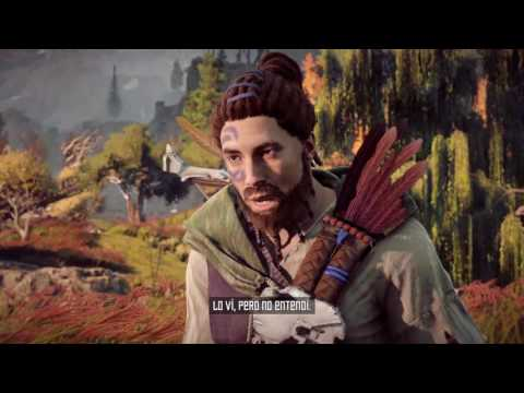 Horizon Zero Dawn - E3 2016 Gameplay Video | Solo en PS4