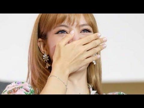BLACKPINK LISA Cries In Moonshot Thailand