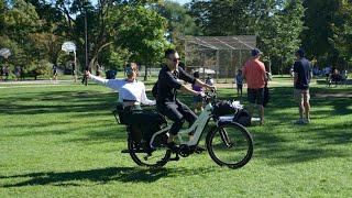 Фото Cargo Bike Toronto Meetup 2021
