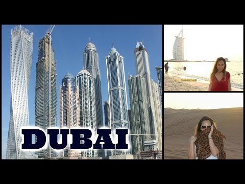My Journey to Dubai