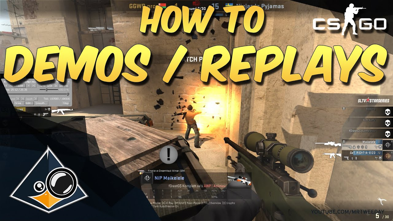 CS:GO - How To: Demos and Replays