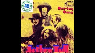 "JETHRO TULL - LIVING IN THE PAST - 7"" Single (1969) HiDef"
