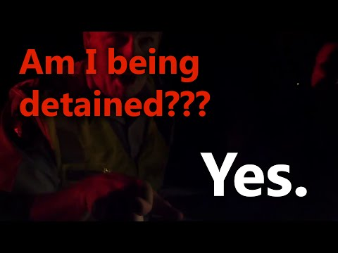 """Sovereign Citizens"" AM I BEING DETAINED!? compilation"