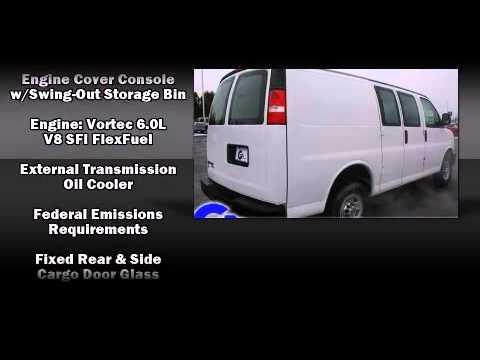 New 2012 Chevrolet Express 2500 - StockID: 6-83514 - Hank Graff Davison, Flint Chevy Dealer