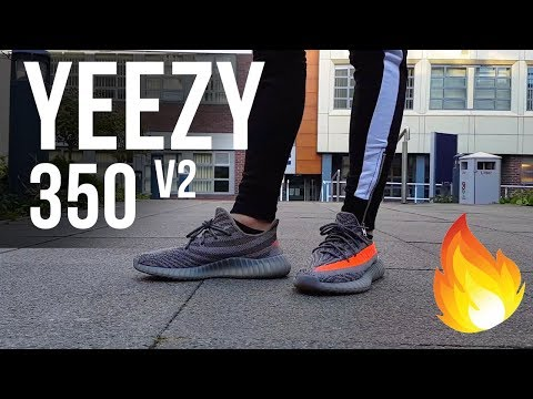 BEST FAKE YEEZY On DHGATE By Jeff Yeezy (Beluga On Feet & Review)