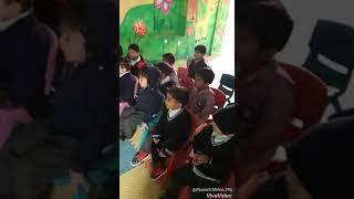 Kids activity in play school