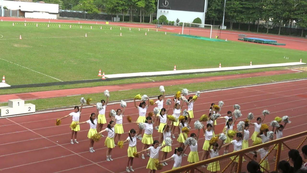 2014-2015 valtorta college yellow house cheering team (champion