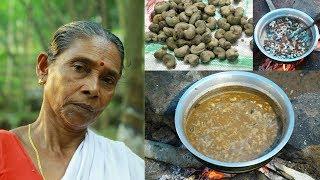 നാടൻ കശുവണ്ടി കറി  | Kerala Style Cashew Nut Recipe | Cashew Nut Curry