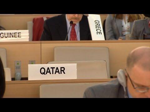 OIC and Arab League members walk out of debate in Geneva
