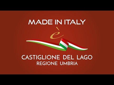 Made in Italy è ...  Castiglione del Lago - Puntata del 26-11-2016