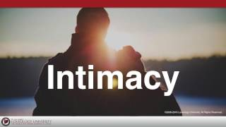 """Loveology University – """"Intimacy"""" Course Sneak Preview!"""