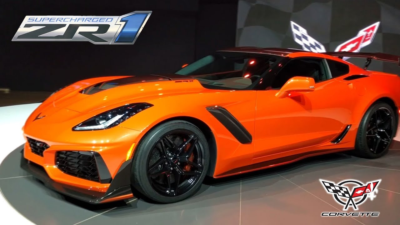 2019 Corvette Zr1 0 60 In 2 7 Seconds Fastest Ever