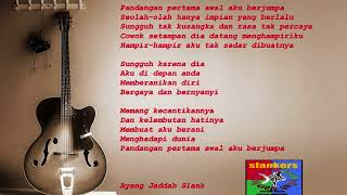 SLANK - Pandangan Pertama ( feat Nirina Zubir )