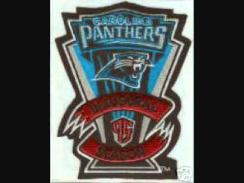 Carolina Panthers 1995 fight song