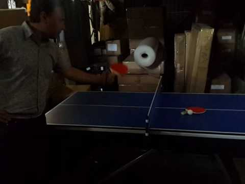 Игровой стол - трансформер (теннис + аэрохоккей) «Maxi 2-in-1» 6 ф