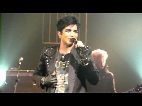 Adam Lambert Music Again River Rock 2010
