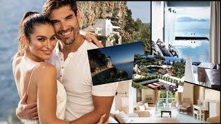 Inside 'BiP' Alums Ashley I & Jared Haibon's THREE Honeymoon Suites