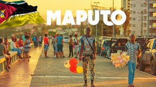 Mozambique's Capital MAPUTO, Africa's Top Tourist Destination