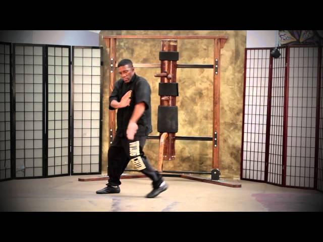 Sifu Phillip Redmond Wing Chun 2nd Form Chum Kiu