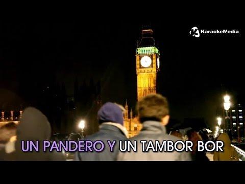 Villancicos - Canta Rie Bebe (Karaoke)