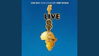 Get Up, Stand Up (Live at Live 8, Benjamin Franklin Parkway, Philadelphia, 2nd July 2005) YouTube Videos