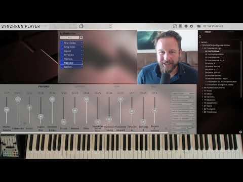 VSL SYNCHRON-ized Special Edition Volume 2: Strings Walkthrough