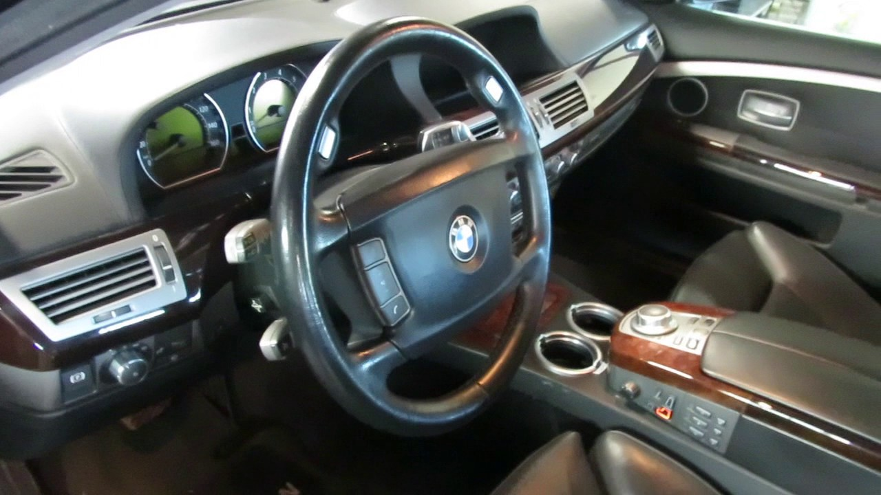 2006 bmw 760li for sale at the sun valley auto club youtube. Black Bedroom Furniture Sets. Home Design Ideas