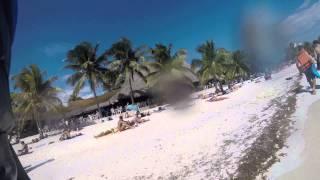 akumal bay topless beach