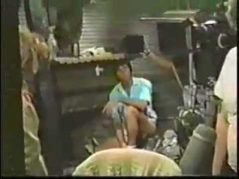 Behind the scenes of EVIL DEAD 2 (Part 1)