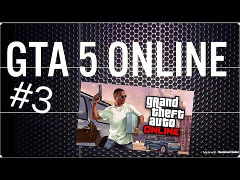 GTA 5 #3 - online jobs