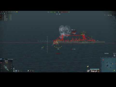 BigHarold Steel Ocean Domination Mode with HMS Repulse