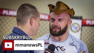 PLMMA 77: Paweł Zakrzewski nowym mistrzem wagi ciężkiej
