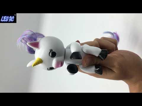 Fingerlings Finger unicorn  full functions