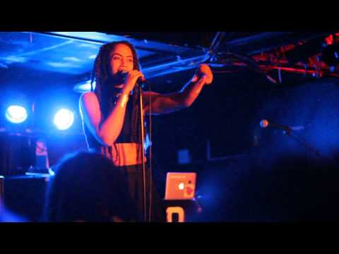 Rochelle Jordan - Lowkey @ Subterranean Chicago Feb 22