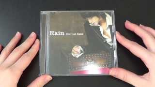 Unboxing/Review of Rain/비/ピ First Japanese Full Length Studio Alb...
