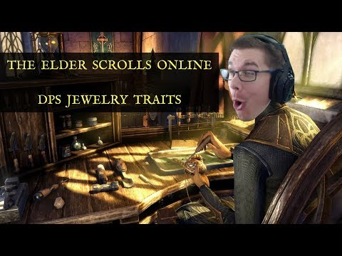 TESO: DPS Jewelry Traits in Summerset PTS